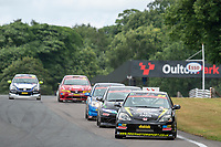 #34 Mark GRICE Honda Civic EP3  during Cox Motor Parts Civic Cup  as part of the BRSCC NW Mazda Race Day  at Oulton Park, Little Budworth, Cheshire, United Kingdom. June 16 2018. World Copyright Peter Taylor/PSP. Copy of publication required for printed pictures. http://archive.petertaylor-photographic.co.uk