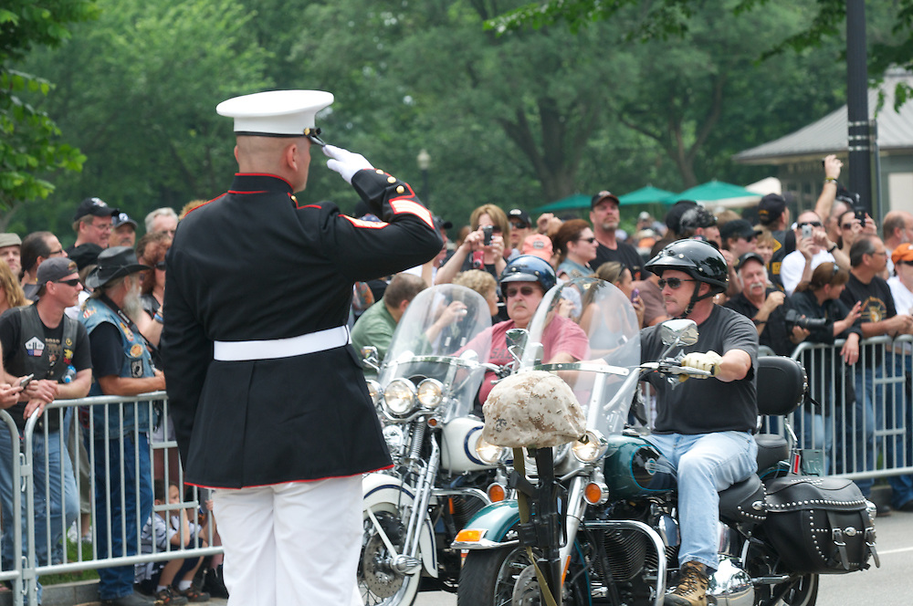 2011 Rolling Thunder,  Washington DC Memorial Day Celebration
