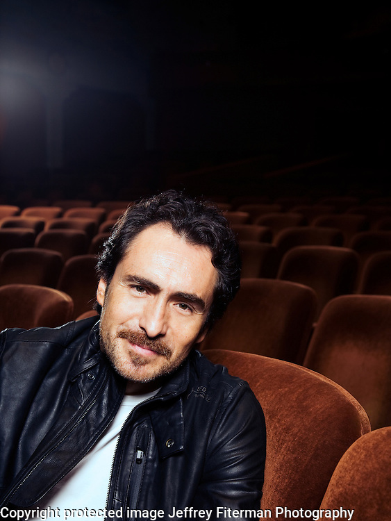 Demian Bichir photographed in Los Angeles, CA for Venice Magazine