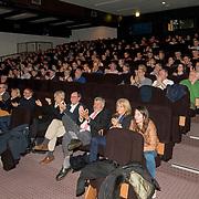 soirée de la voile de la Société des Régates Rochelaises au forum des pertuis