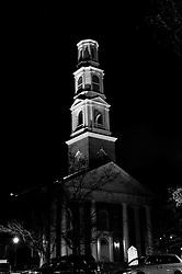 18 February 2011: Franklin Street, Chapel Hill, NC.