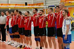 20170525 NED: 2018 FIVB Volleyball World Championship qualification, Koog aan de Zaan<br />Team Republic of Moldova <br />©2017-FotoHoogendoorn.nl / Pim Waslander