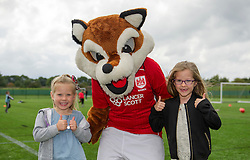 Family Fun day at Stoke Gifford Stadium ahead of Bristol City Women v Durham Ladies - Mandatory by-line: Paul Knight/JMP - 24/09/2016 - FOOTBALL - Stoke Gifford Stadium - Bristol, England - Bristol City Women v Durham Ladies - FA Women's Super League 2