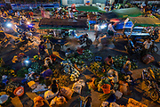 Central Market and Fish Market, Sittwe, Myanmar