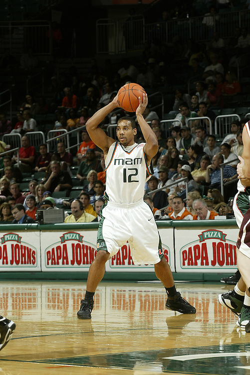 2007 Miami Hurricanes Men's Basketball