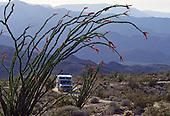 California: Anza Borrego Desert State Park