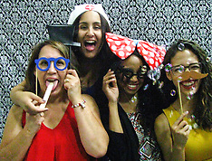 Samalie's Graduation Photo Booth
