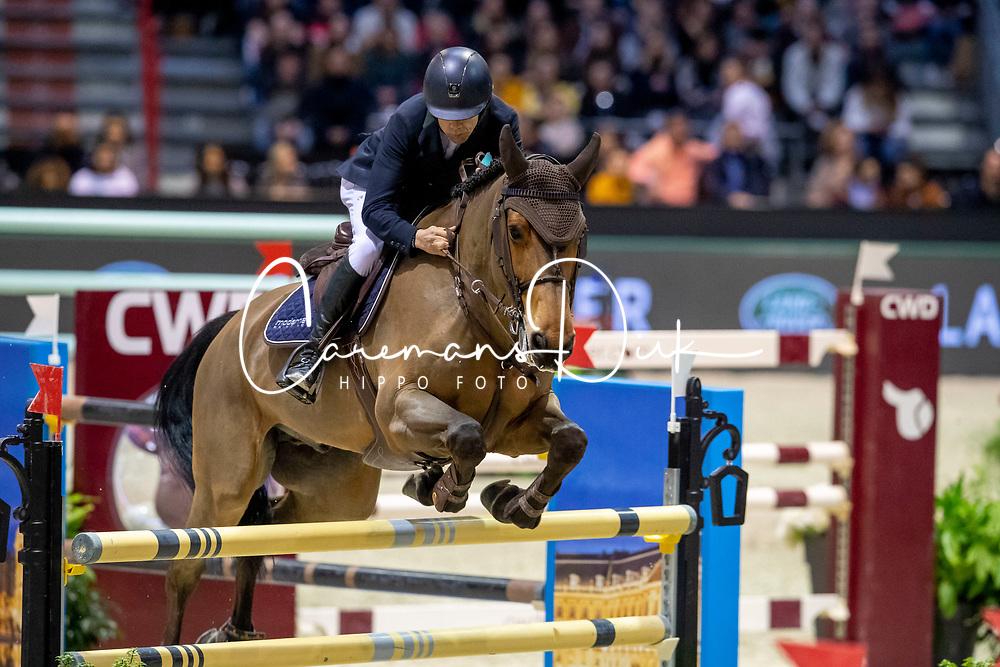 Vermeir Wilm, BEL, DM Jacqmotte<br /> Jumping International de Bordeaux 2020<br /> © Hippo Foto - Dirk Caremans<br />  08/02/2020