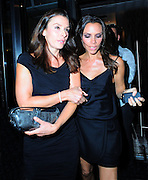 04.SEPTEMBER.2010. LONDON<br /> <br /> VICTORIA BECKHAM WHO LOOKS A LIITLE WORSE FOR WEAR LEAVING GORDON RAMSEY'S RESTAURANT MAZE IN MAYFAIR WITH TANA AND GORDON RAMSEY AFTER HAVING DINNER TOGETHER ALONG WITH EVA LONGORIA PARKER, AND WHEN VICTORIA GOT IN THE CAR SHE WAS LYING WITH HER HEAD IN TANA RAMSEY'S ARMS.<br /> <br /> BYLINE: EDBIMAGEARCHIVE.COM<br /> <br /> *THIS IMAGE IS STRICTLY FOR UK NEWSPAPERS AND MAGAZINES ONLY*<br /> *FOR WORLD WIDE SALES AND WEB USE PLEASE CONTACT EDBIMAGEARCHIVE - 0208 954 5968*
