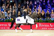Isabell Werth - Weihegold Old<br /> Jumping Amsterdam 2017<br /> © DigiShots