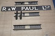 Paul's maltings building, Ipswich Wet Dock, Ipswich, Suffolk, England