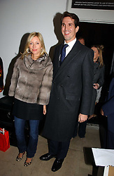 CROWN PRINCE PAVLOS and PRINCESS MARIE CHANTAL OF GREECE at a party to celebrate the launch of India Hick's 'Island Living' range of frangrance and beauty products in association with Crabtree & Evelyn held at The Hempel, Craven Hill Gardens, London on 22nd November 2006.<br />