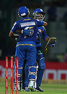 CLT20 2013 Match 19 - Perth Scorchers v Mumbai Indians