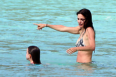 File Pictures Of Celebrities In St Barts, Devasted by Hurricane Irma - 8 Sep 2017