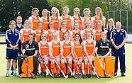 2011 Nederlands Meisjes B