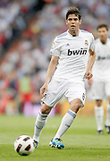 Real Madrid's Kaka during La Liga Match. May 21, 2011.