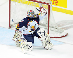 Peter DiSalvo of the Barrie Colts in Game 3 of the Rogers OHL Championship Series in Windsor on Sunday May 2. Photo by Aaron Bell/OHL Images