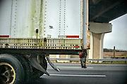 I-95 South, Maryland - December 20, 2013:<br /> <br /> CREDIT: Matt Roth