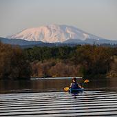 Kayaking reference photos for Derek