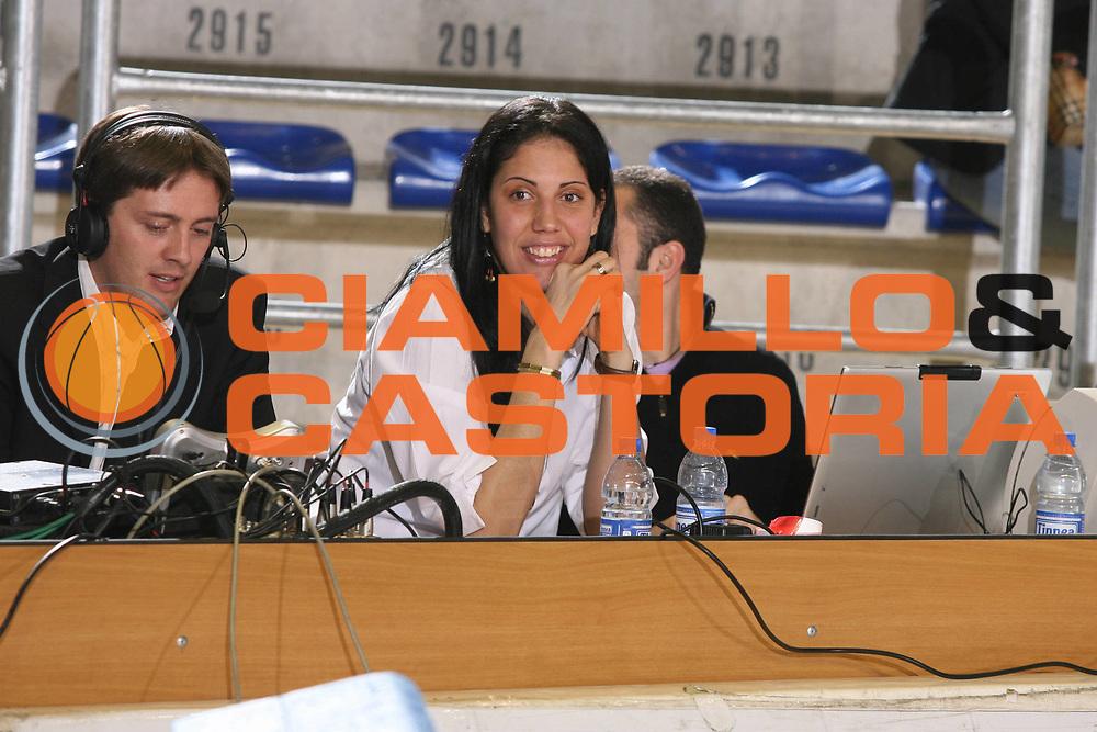 DESCRIZIONE : Taranto Coppa Italia Femminile 2006-07 Finale Germano Zama Faenza Phard Napoli <br /> GIOCATORE : Prado <br /> SQUADRA : Sky <br /> EVENTO : Coppa Italia Femminile 2006-2007 <br /> GARA : Germano Zama Faenza Phard Napoli <br /> DATA : 15/02/2007 <br /> CATEGORIA : Ritratto <br /> SPORT : Pallacanestro <br /> AUTORE : Agenzia Ciamillo-Castoria/G.Ciamillo