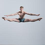 Oscar Hoelscher dancer portraits