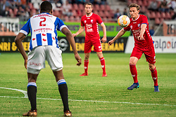 12-05-2018 NED: FC Utrecht - Heerenveen, Utrecht<br /> FC Utrecht win second match play off with 2-1 against Heerenveen and goes to the final play off / Rico Strieder #6 of FC Utrecht score the 1-0