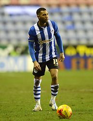 Wigan Athletic's Jermaine Pennant in action - Photo mandatory by-line: Richard Martin-Roberts/JMP - Mobile: 07966 386802 - 24/02/2015 - SPORT - Football - Wigan - DW Stadium - Wigan Athletic v Cardiff City - Sky Bet Championship