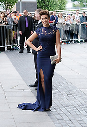 British Soap Awards, Saturday 3rd June 2017<br /> <br /> Stars arrive on the red carpet for the British Soap Awards 2017<br /> <br /> Kym Marsh <br /> <br /> (c) Alex Todd | Edinburgh Elite media