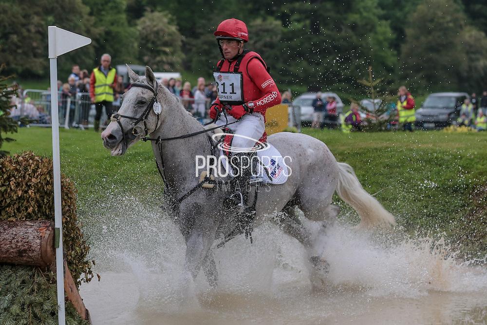 KILRONAN ridden by Paul Tapner at Bramham International Horse Trials 2016 at  at Bramham Park, Bramham, United Kingdom on 11 June 2016. Photo by Mark P Doherty.