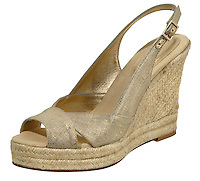 Banana Republic Rope Wedge Heel