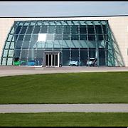 Centro Engineering Pininfarina di Cambiano (TO), ..in occasione dell'ottantesimo anniversario si inaugura un nuovo spazio che ospita una collezione di 20 modelli storici e attuali...