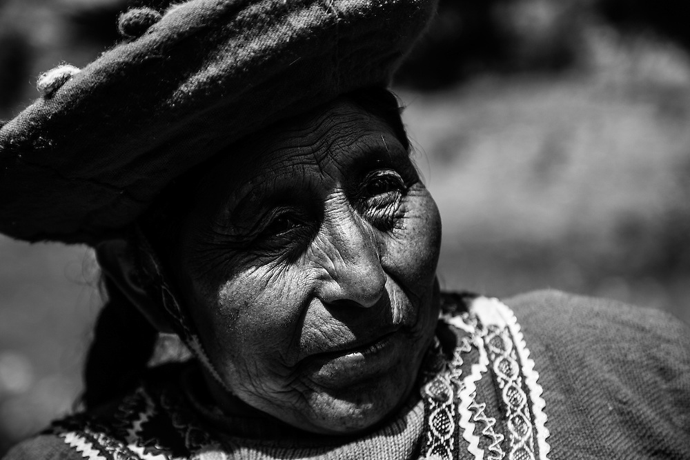 Where: Cuzco, Peru<br />