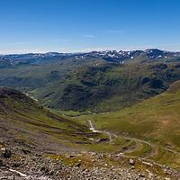 Towards nosi and Jordalen