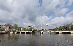 Magere Brug, Amsterdam, Netherlands