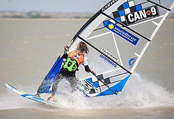 29.04.2012, Burgenland, Neusiedler See, Podersdorf, AUT, PWA, Surf Worldcup, im Bild Philip Soltysiak, (CAN)// during surfworldcup at podersdorf, EXPA Pictures © 2012, PhotoCredit: EXPA/ M. Kuhnke