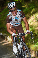Betancur Gomez Carlos Alberto - AG2R - 26.05.2015 - Tour d'Italie - Etape 16 - Pinzolo / Aprica<br />