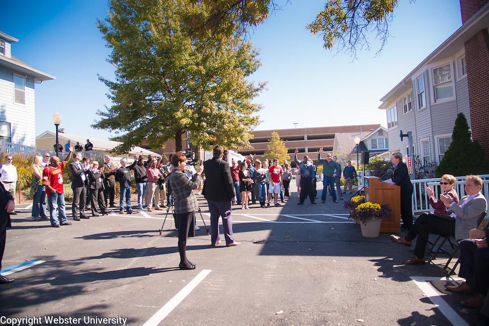 Webster University - Veterans Center
