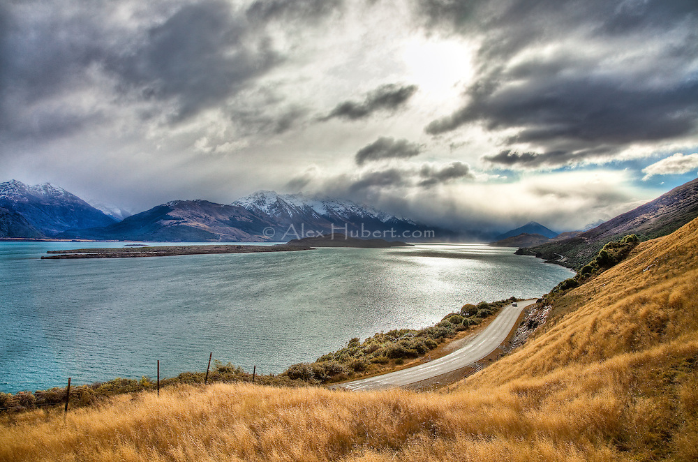 West to Glenorchy