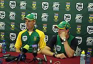 SA Captain's Media conference