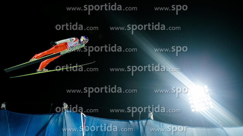 24.02.2015, Lugnet Ski Stadium, Falun, SWE, FIS Weltmeisterschaften Ski Nordisch, Skisprung, Herren, Training, im Bild Janne Ahonen (FIN) // Janne Ahonen of Finland during the Mens Skijumping Training of the FIS Nordic Ski World Championships 2015 at the Lugnet Ski Stadium, Falun, Sweden on 2015/02/24. EXPA Pictures © 2015, PhotoCredit: EXPA/ JFK