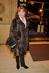 SAMANTHA BOND at the opening night of Amaluna by Cirque Du Soleil at The Royal Albert Hall, London on 19th January 2016.