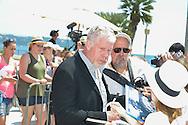 Ron Perlman arrives at the Grimaldi Forum during the 55th Festival TV in Monte-Carlo on June 15, 2015 in Monte-Carlo, Monaco.