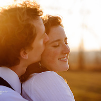 Natural engagement sessions by Marcus Marter Photography. Columbus Save The Date.
