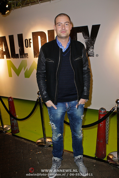 NLD/Amsterdam/20111107- Lancering Call of Duty MW3, Lange Frans Frederiks
