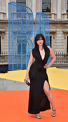 Daisy Lowe at the Royal Academy of Arts Summer Exhibition Preview Party 2017, Burlington House, London England. 7 June 2017.