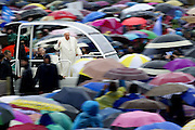 Catican City mar 25th 2015, pope general audience in St Peter's Square. In the picture Pope Francis - © PIERPAOLO SCAVUZZO