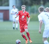 Fotball , 23. april 2019 , 3. divisjon , Brann 2 - Fyllingen<br /> Sander Marthiniussen   , Brann