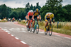 Attack with Wim Stroetinga of Vlasman Cycling Team during 2017 National Road Race Championships Netherlands for Men Elite, Montferland, The Netherlands, 25 June 2017. Photo by Pim Nijland / PelotonPhotos.com | All photos usage must carry mandatory copyright credit (Peloton Photos | Pim Nijland)