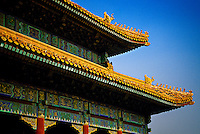 Gate of Heavenly Purity , The Imperial Palace, The Forbidden City, Beijing, China
