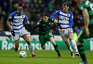 Reading v Queens Park Rangers - 30 March 2018